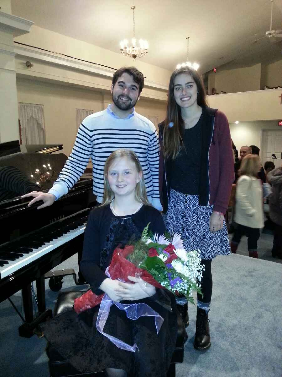 Winter Recital 2015