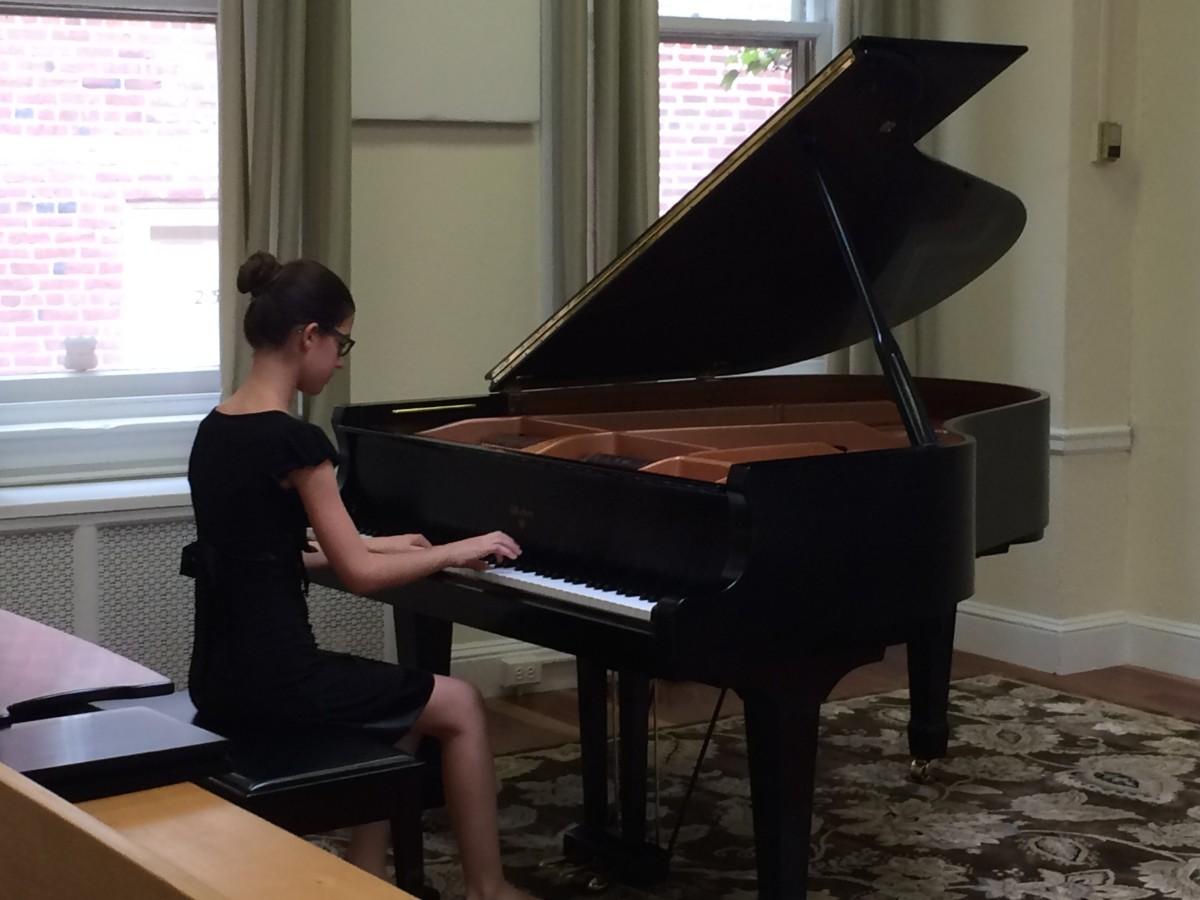 Summer 2015 Recitals