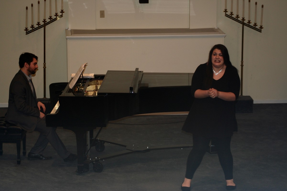 Winter 2016 Recitals