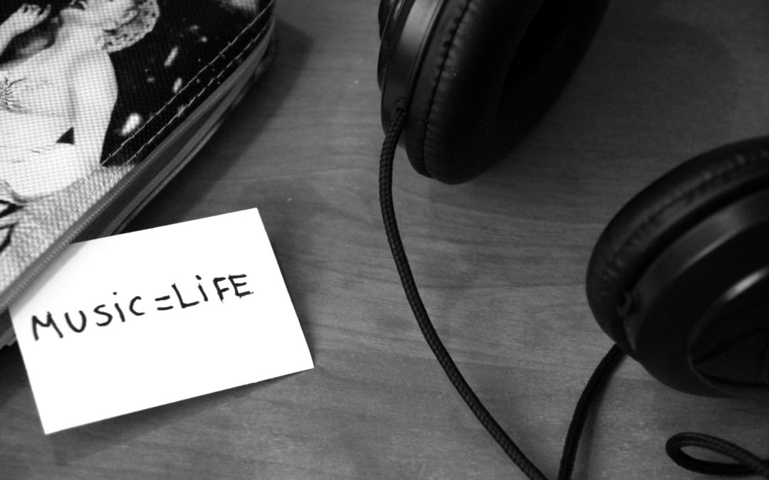 Matt's Music Monday, music is life, headphones,